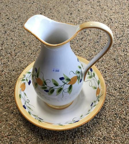 Glas, porcelæn & stentøj